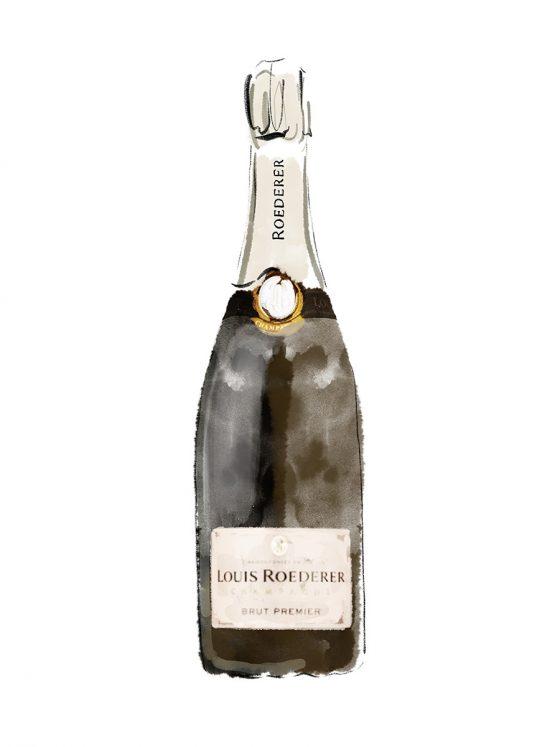 CHAMPAGNES > NON-VINTAGE > Louis Roederer Brut Premier   NV   Champagne, France