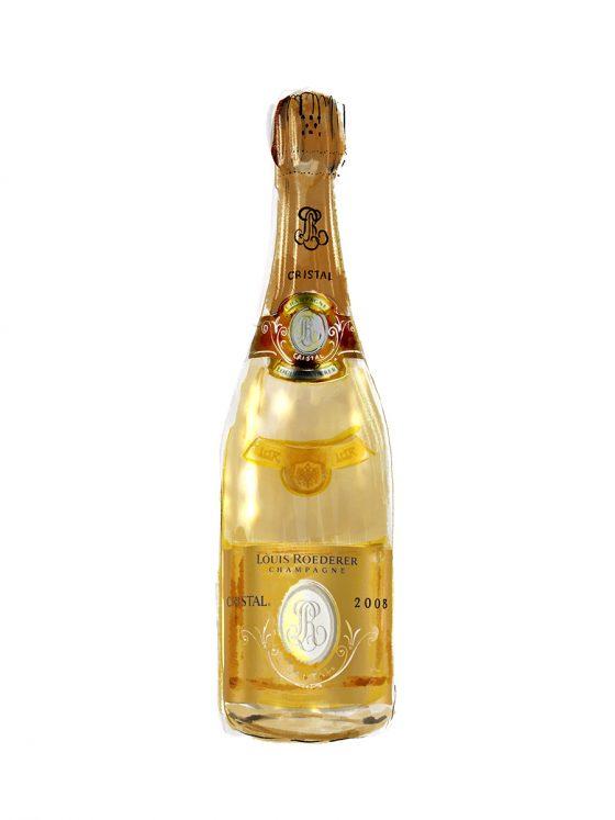 CHAMPAGNES > VINTAGE > Louis Roederer Cristal   2008   Champagne, France