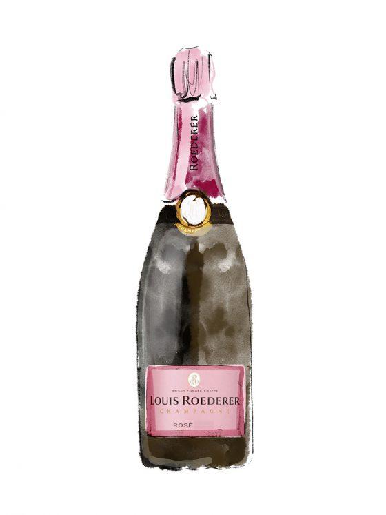 CHAMPAGNES > VINTAGE > Louis Roederer Rosé Vintage   2010   Champagne, France