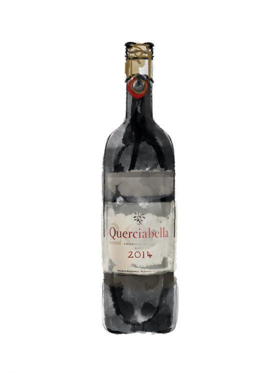 FINE WINES > RED > ITALY > Querciabella Chianti Classico Riserva Organic | 2014 | Tuscany, Italy