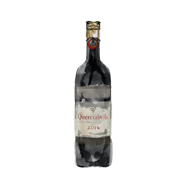 FINE WINES > RED > ITALY > Querciabella Chianti Classico Riserva Organic   2014   Tuscany, Italy