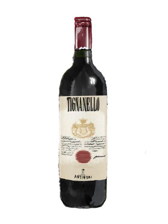 FINE WINES > RED > ITALY > Tignanello