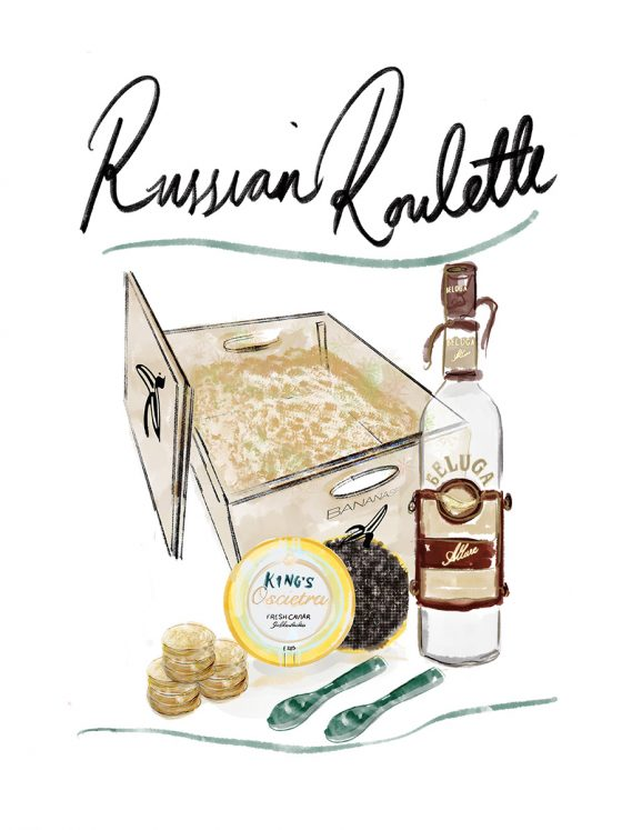 GIFT HAMPERS > Russian Roulette