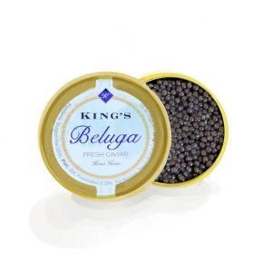 EPICERIE > CAVIARS > King's Beluga (Huso Huso) Caviar
