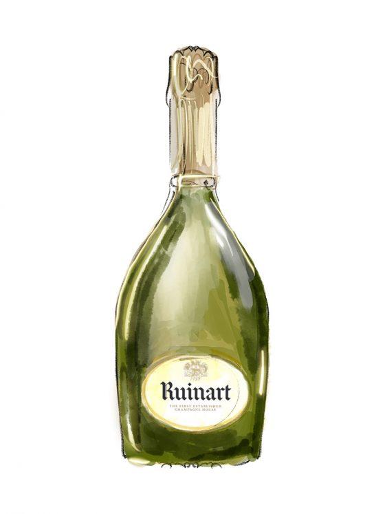 CHAMPAGNES > NON-VINTAGE > Ruinart Brut   NV   Champagne, France