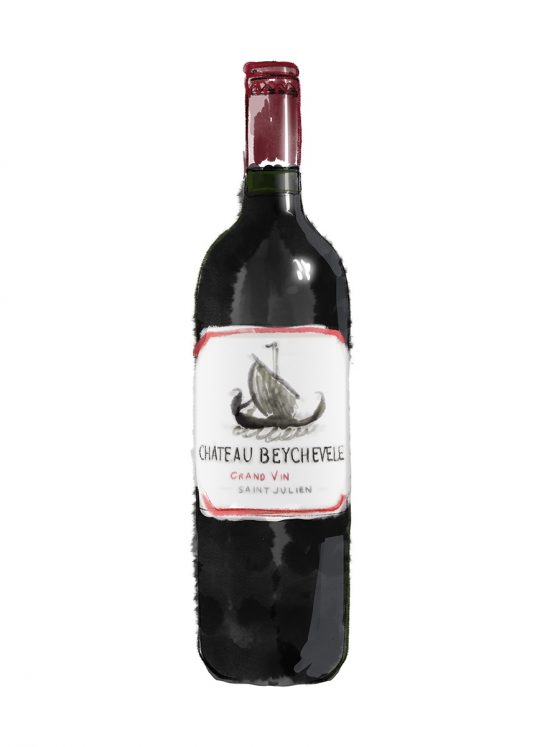 FINE WINES > RED > BORDEAUX > Château Beychevelle | 2006