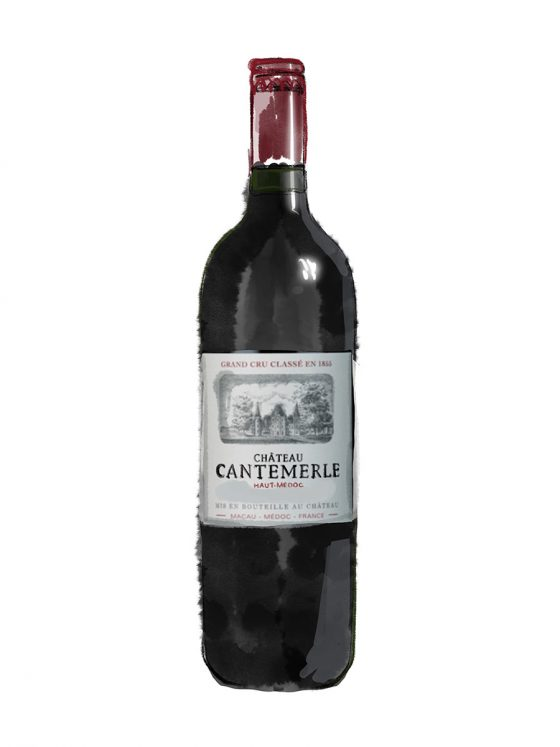 FINE WINES > RED > BORDEAUX > Château Cantemerle Grand Cru   2005