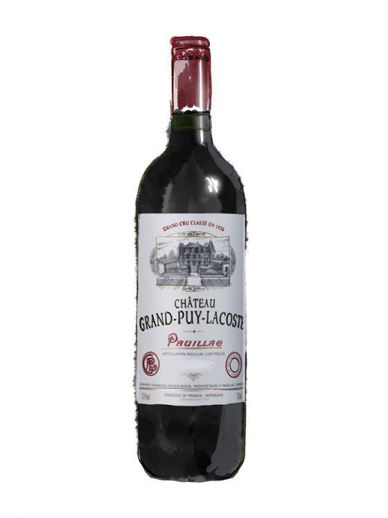 FINE WINES > RED > BORDEAUX > Château Grand-Puy-Lacoste