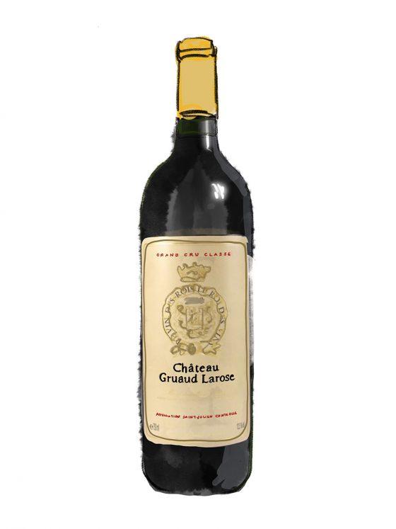 FINE WINES > RED > BORDEAUX > Château Gruaud Larose