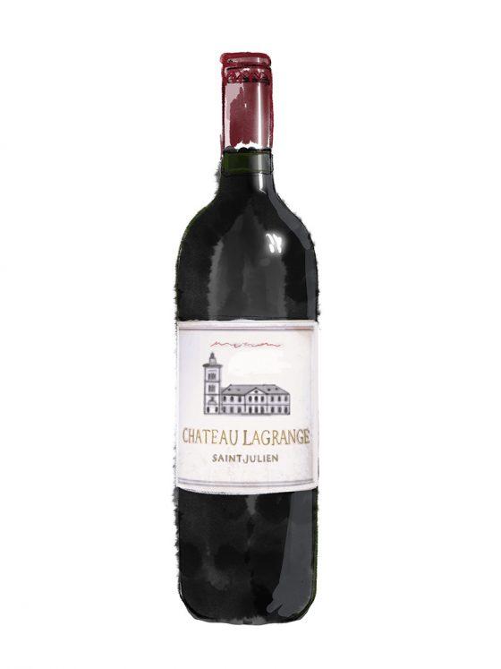 FINE WINES > RED > BORDEAUX > Château Lagrange   2016