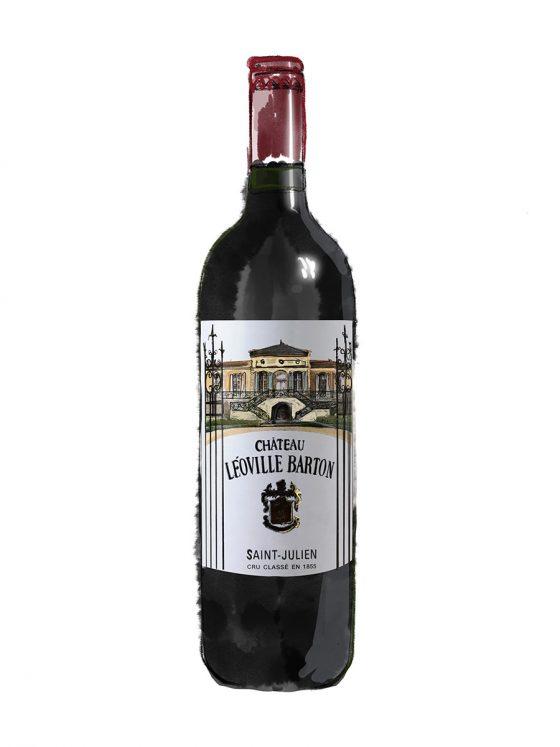 FINE WINES > RED > BORDEAUX > Château Léoville Barton