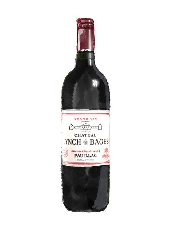 FINE WINES > RED > BORDEAUX > Château Lynch Bages