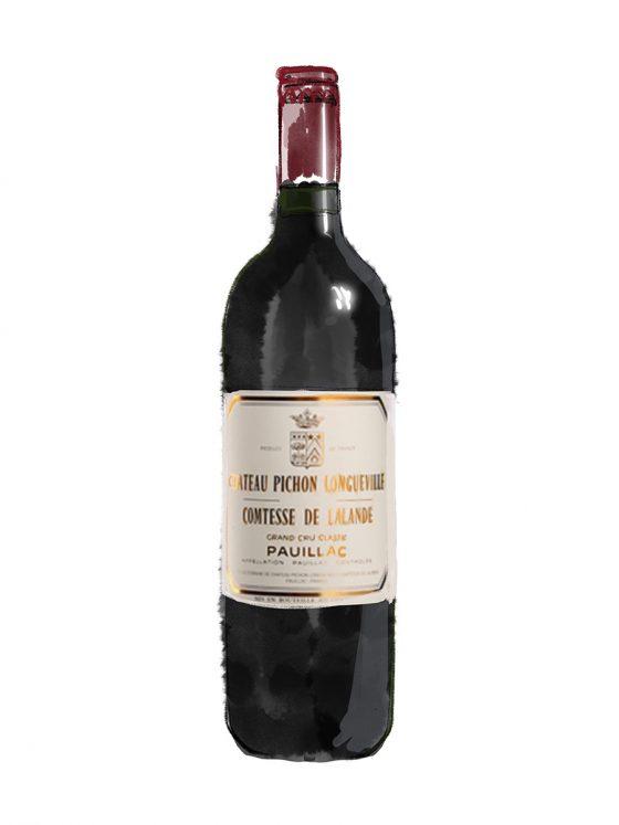 FINE WINES > RED > BORDEAUX > Château Pichon Lalande   2017