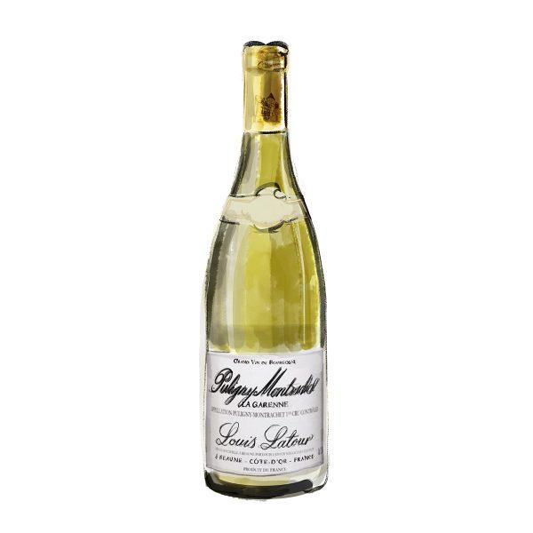 FINE WINES > WHITE > Louis Latour Puligny-Montrachet 1er Cru La Garenne | 2017