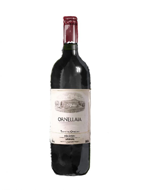 FINE WINES > RED > ITALY > Ornellaia Doc Bolgheri Superiore   2010
