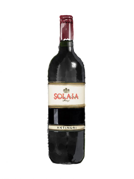FINE WINES > RED > ITALY > Solaia | 2011
