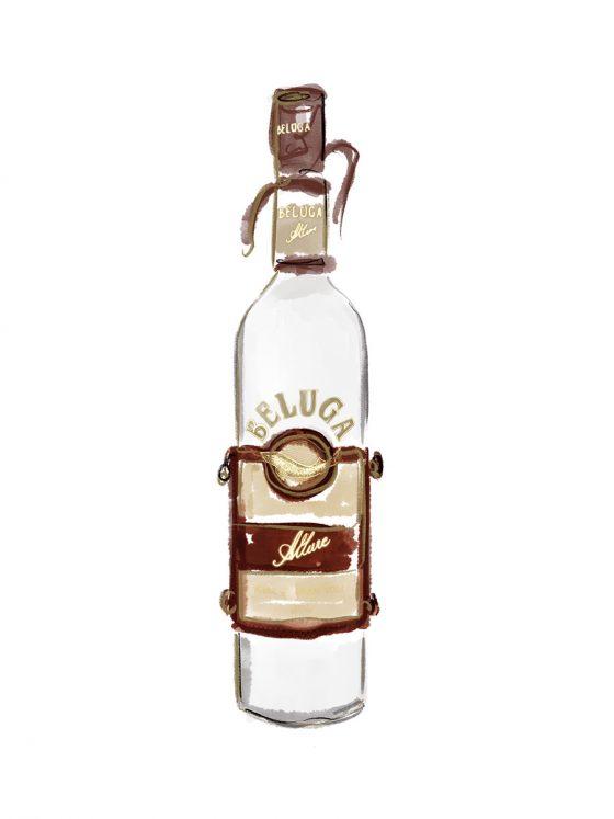 SPIRITS > VODKA > Beluga Allure Vodka   Russia