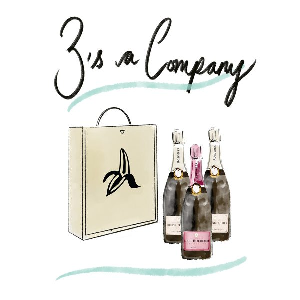 GIFT HAMPERS > 3's a Company