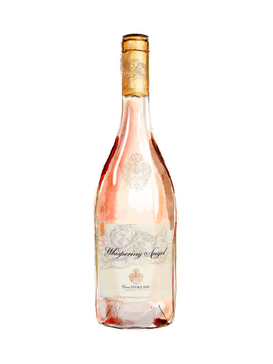 FINE WINES > ROSE > SOUTHERN FRANCE > Château d'Esclans Whispering Angel Rosé   2020   Provence, France